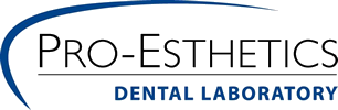 Pro-Esthetics Dental Laboratory Logo