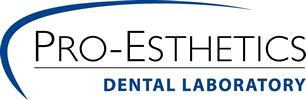 Pro-Esthetics Dental Laboratory Logo